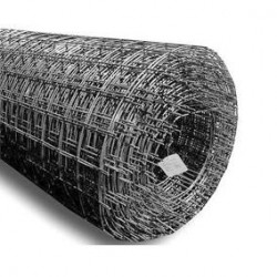 Malla Electrosoldada en Rollo 3.0mm 18x2.35m Hueco 15x15cm